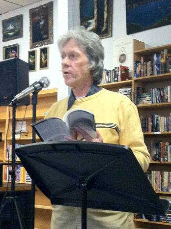 Michael Magee at Kings Books